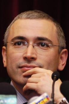 Mikhail Khodorkovsky (fonte Wikicommons, utente Press center of Mikhail Khodorkovsky and Platon Lebedev)