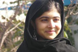 Malala Yousafzai (fonte Kids Rights)