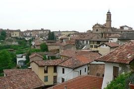 Veduta di Asti