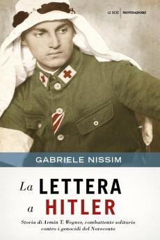 La copertina del libro di Gabriele Nissim