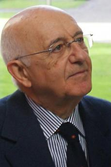 Il giurista Antonio Cassese (foto Wikicommons)