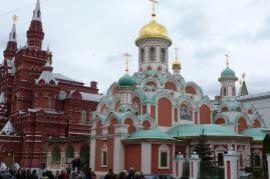 Il Cremlino (fonte Flickr: utente PaulaFunnell)
