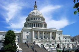 Il palazzo del Congresso USA (fonte Wikicommons)