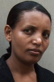 Birtukan Mideksa (fonte: sito del parlamentare britannico Michael Cashman)