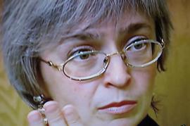 Anna Politkovskaja (Foto di RubyGoes)
