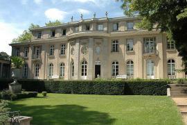 La villa che ospitò la Conferenza di Wannsee. (foto di Paal Sorensen)