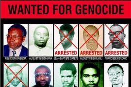 Alcuni dei ricercati per il genocidio rwandese (foto Wikicommons, utente US Department of State)