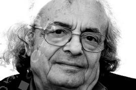Il poeta siriano Adonis (foto di AsianMedia)