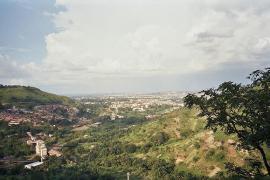 Un paesaggio della Nigeria (foto di Martin Kudr)