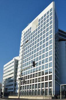 La Corte Penale Internazionale (foto di Vincent van Zeijist)