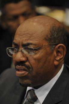 Il dittatore sudanese Omar al Bashir (foto di Jesse B. Awalt)