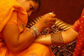 Un momento di una cerimonia di nozze (Foto di franca.mente)