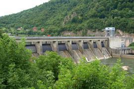 Il fiume Drina (foto di Mazbln)
