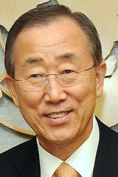 Ban Ki Moon (foto di Gobierno del Chile)