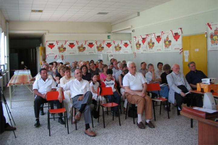 17.6.2007, il pubblico all'incontro di Sambruson di Dolo