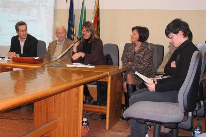 8.2.2008, Mirano (VE),  sala Consiliare Comune