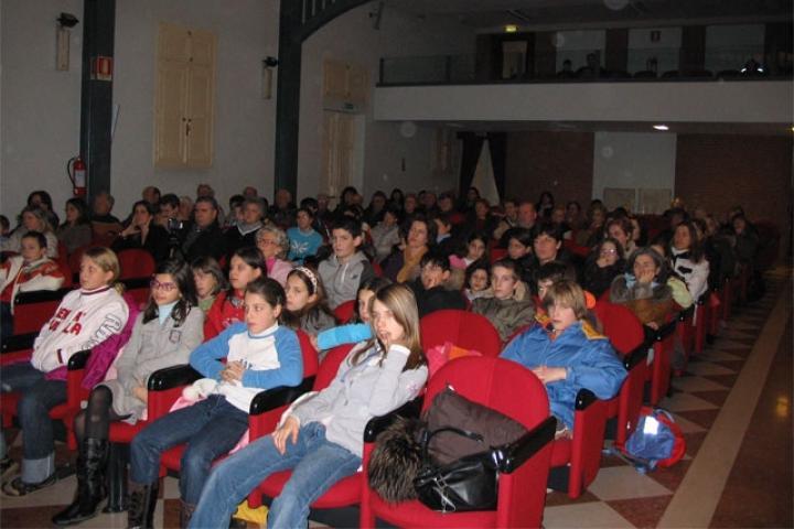 29.1.2008, il pubblico a S. Giorgio a Noale (VE)