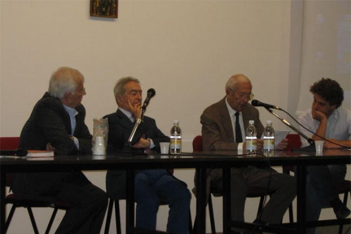 21.9.2007, incontro ANEI Padova, Museo dell'Internamento