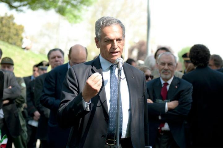 Il Presidente della Comunità ebraica di Milano Roberto Jarach