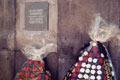 La lapide di Gorrini nel Muro della Memoria