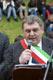 Il sindaco di Molino dei Torti, Candido Meardi